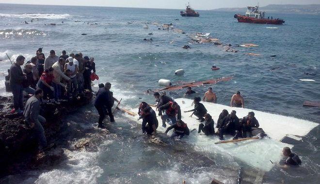 Μετανάστης σώθηκε από ναυάγιο και πνίγηκε σε λίμνη