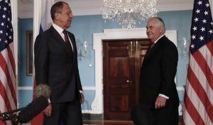 Τίλερσον - Λαβρόφ συζήτησαν για Συρία, Μέση Ανατολή και Ουκρανία