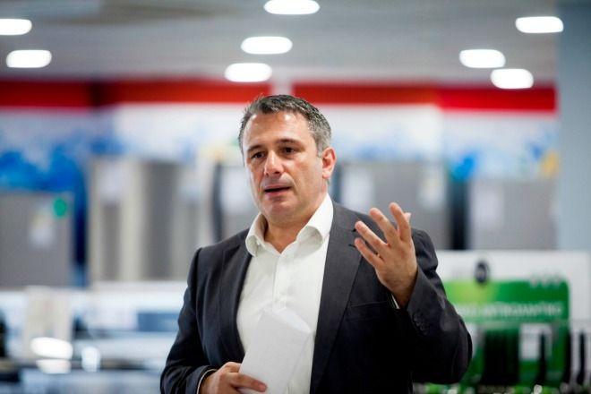 Ο αντιπρόεδρος και διευθύνων σύμβουλος της Κωτσόβολος, Ανδρέας Αθανασόπουλος