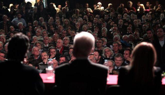 """Η κίνηση των """"58"""" κατεβαίνει στις Ευρωεκλογές σαν Προοδευτική Δημοκρατική Παράταξη"""