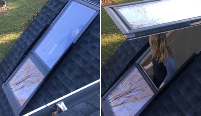 Αρχιτεκτονική από το Matrix: Το παράθυρο που γίνεται μπαλκόνι και άλλες πατέντες