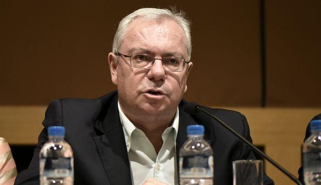 Ο Σταμάτης Μαλέλης μέλος της Κ.Ε. και γραμματέας του Τομέα Επικοινωνίας του Κινήματος Αλλαγής
