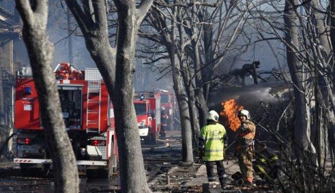 Βουλγαρία: Στους 7 οι νεκροί από την έκρηξη σε εμπορική αμαξοστοιχία