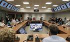 """Ιανός: """"Πυρετός"""" συσκέψεων στην Πολιτική Προστασία - Πού θα χτυπήσει η κακοκαιρία το απόγευμα"""