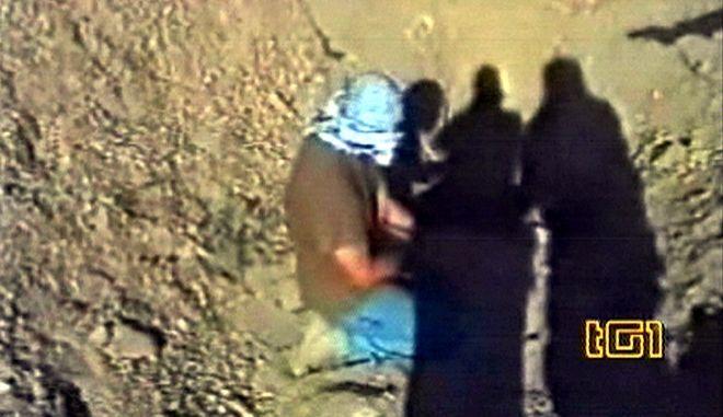 Βίντεο εκτέλεσης του Ιταλού Fabrizio Quattrocchi στο Ιράκ