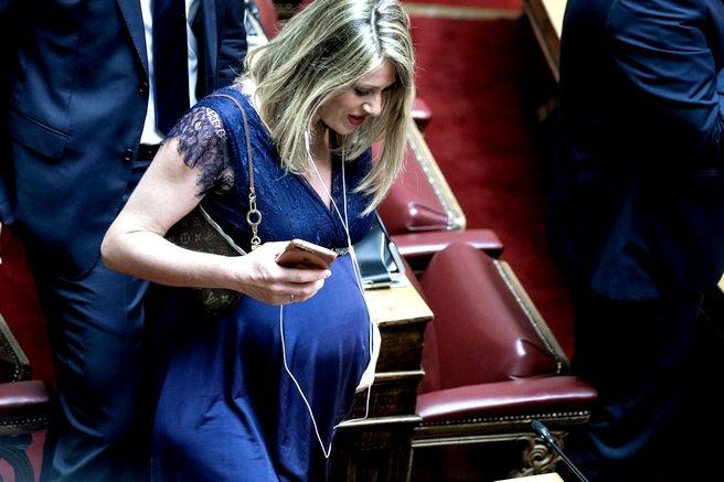 Αγιασμός και ορκωμοσία της νέας Βουλής, της ΙΗ' Κοινοβουλευτικής Περιόδου της Ελληνικής Δημοκρατίας, την Τετάρτη 17 Ιουλίου 2019. (EUROKINISSI/ΓΙΩΡΓΟΣ ΚΟΝΤΑΡΙΝΗΣ)