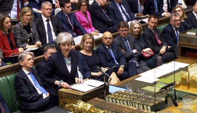 H Theresa May