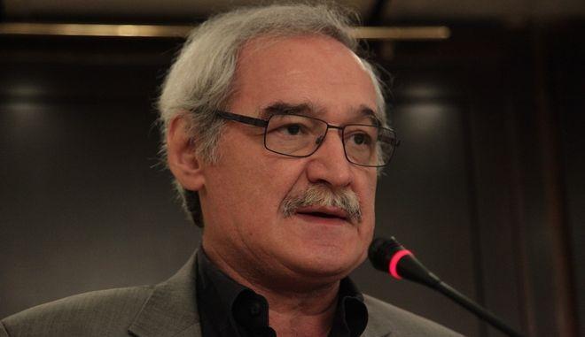 O ευρωβουλευτής της Λαϊκής Ενότητας, Νίκος Χουντής