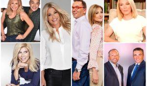 Η τηλεθέαση στην πρωινή ζώνη μετά και την πρεμιέρα της νέας εκπομπής της Τατιάνας Στεφανίδου στον ΣΚΑΙ