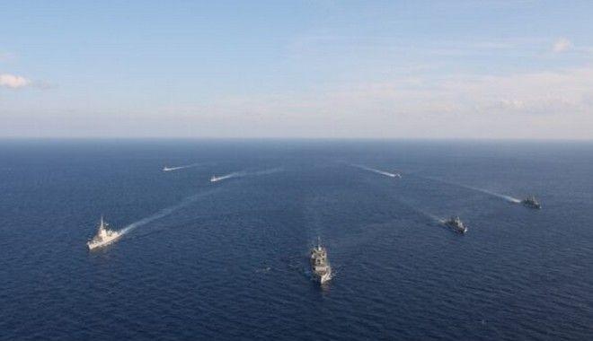 Νηρηίς 2020: Κοινή άσκηση Πολεμικού Ναυτικού και Αεροπορίας με ναυτική δύναμη του ΝΑΤΟ