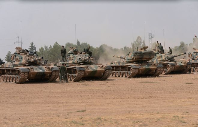 Θα γίνει η Συρία το 'Βατερλό' του Ερντογάν;