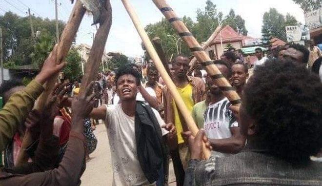 Αιθιοπία: Αναταραχές μετά τη δολοφονία τραγουδιστή - 8 νεκροί και 80 τραυματίες
