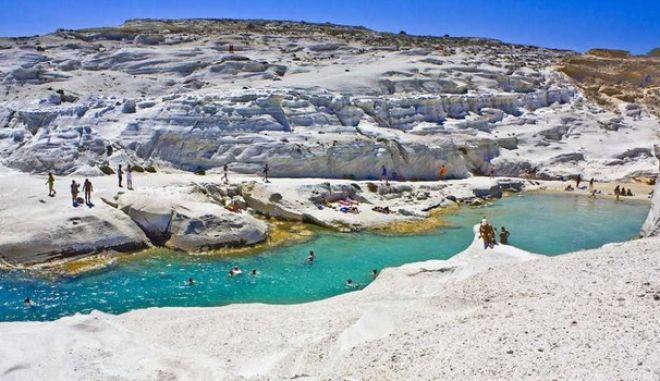 Αυτές είναι οι καλύτερες ελληνικές παραλίες για το 2016