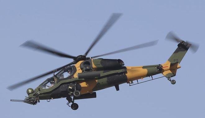 Επιθετικό ελικόπτερο T129 ATAK, Τουρκικής κατασκευής