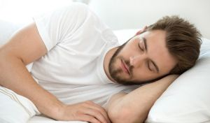 Άνδρας που κοιμάται