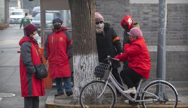 Ο νέος κοροναϊός σαρώνει στην Κίνα