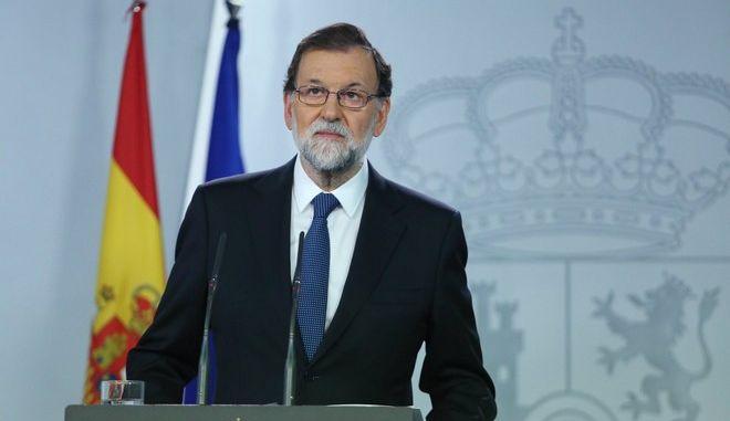 Συνεργασία με όλα τα κόμματα ζητά για την Καταλονία ο Ραχόι