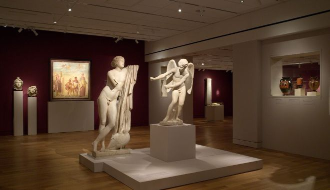 Μεγάλη διεθνής διάκριση για την έκθεση του Ωνάσειου Πολιτιστικού Κέντρου Νέας Υόρκης «Ένας κόσμος συναισθημάτων, Αρχαία Ελλάδα 700 π.Χ. – 200 μ.Χ.»