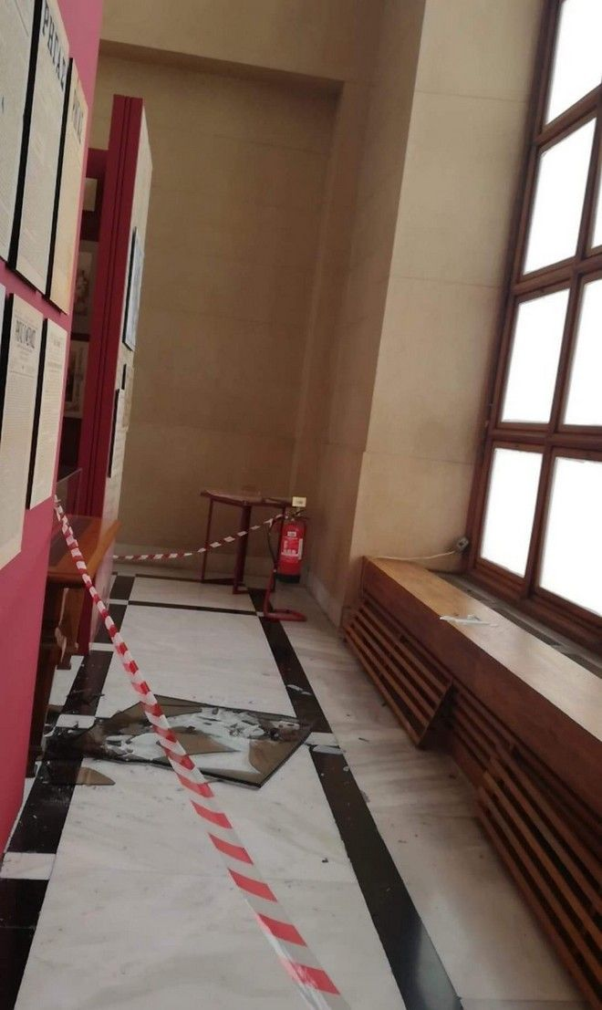 Τασούλας: Απολύτως λειτουργικά τα κτίρια της Βουλής μετά τον σεισμό των 5,1 Ρίχτερ