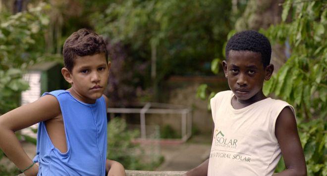 Ο Πάνος Δεληγιάννης γύρισε ένα ελληνικό ντοκιμαντέρ σε μια φαβέλα του Ρίο