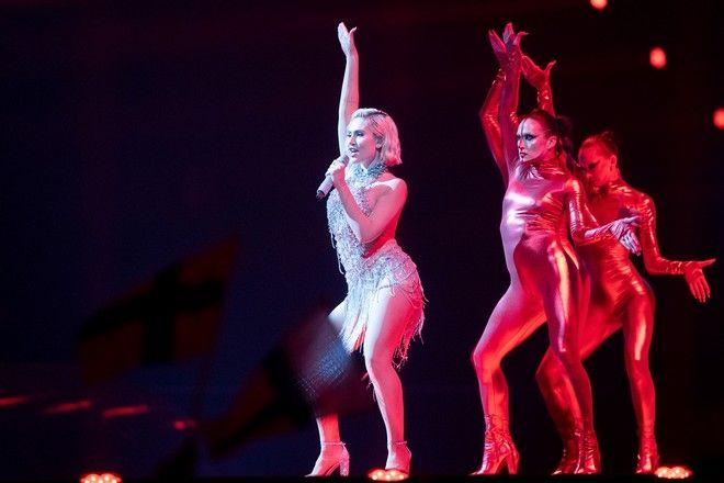 Η εμφάνιση της Κύπρου με την Έλενα Τσαγκρινού στην Eurovision 2021