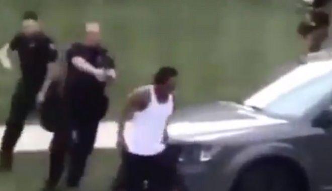 Αστυνομικοί πυροβόλησαν Αφροαμερικανό στο Ουισκόνσιν