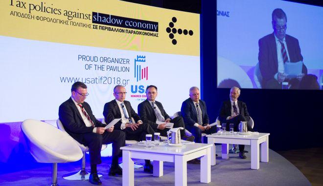 «Η υψηλή φορολογία και η αναμόρφωση των δημοσιονομικών στόχων, στο επίκεντρο της συζήτησης του 14ου Tax Forum»