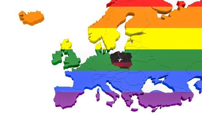 Η ΕΕ βάζει φρένο στην Πολωνία που θέλει να αφανίσει τους ΛΟΑΤΚΙ από τη χώρα