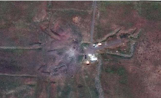 Συρία: Πριν και μετά την επίθεση των συμμάχων