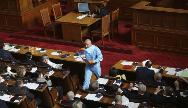 Το κοινοβούλιο της Βουλγαρίας