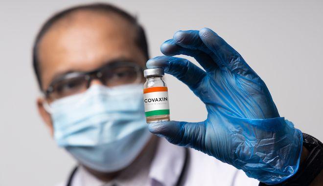 Εμβόλιο κορονοϊού: Το ινδικό COVAXIN αποτελεσματικότερο στη βρετανική μετάλλαξη