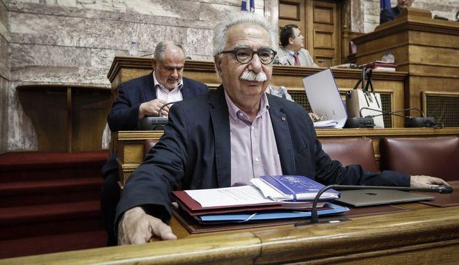 Ο υπουργός Παιδείας, Κώστας Γαβρόγλου