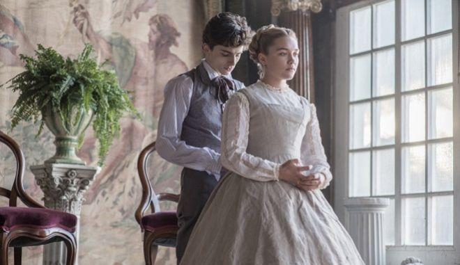 """Οι ταινίες της εβδομάδας: Οι νέες """"Μικρές Κυρίες"""" είναι ένα κινηματογραφικό θαύμα"""
