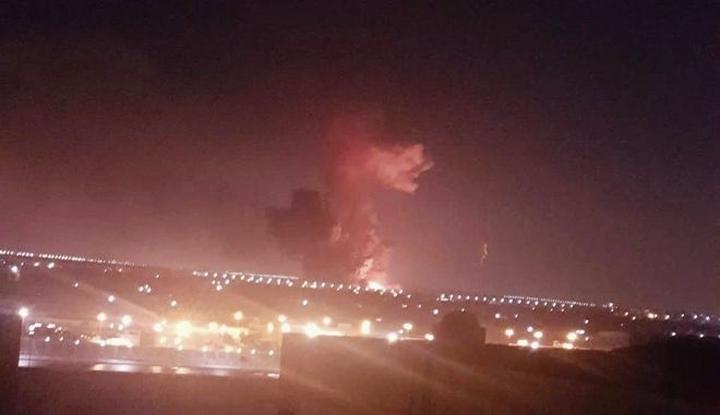 Έκρηξη στο Κάιρο