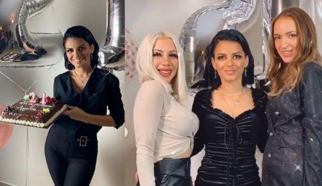 Πάρτι γενεθλίων έκανε η Αντζελίνα