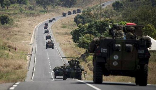 Γάλλοι στρατιώτες νεκροί σε συγκρούσεις στην Κεντροαφρικανική Δημοκρατία