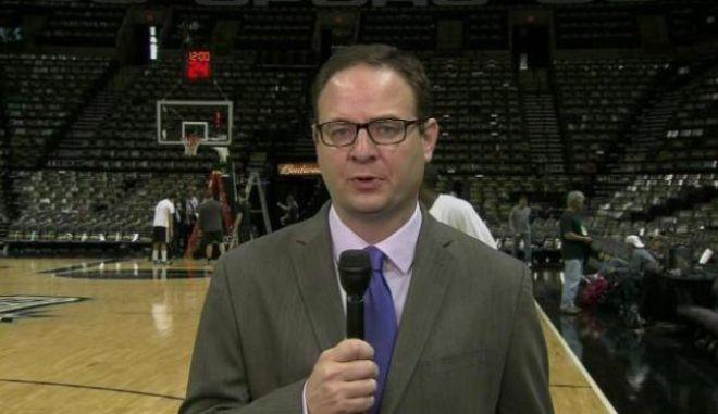 Ο ρεπόρτερ του NBA που πληρώνεται σαν παίκτης