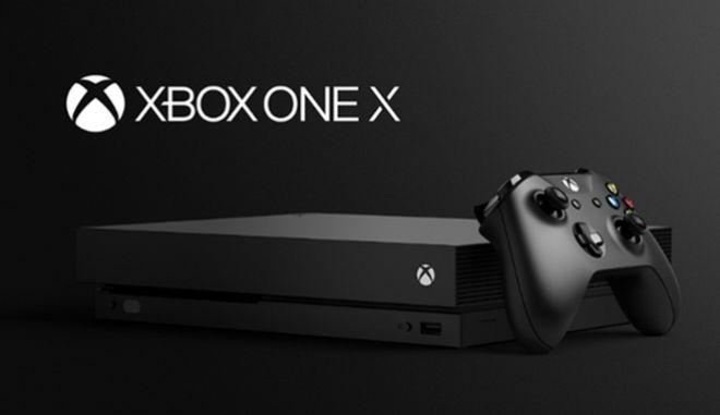 Η Microsoft φέρνει στην Ελλάδα το Xbox One X, την ισχυρότερη κονσόλα στον κόσμο
