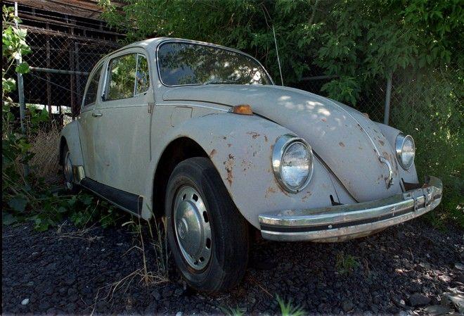 To Volkswagon Bug του Ted Bundy