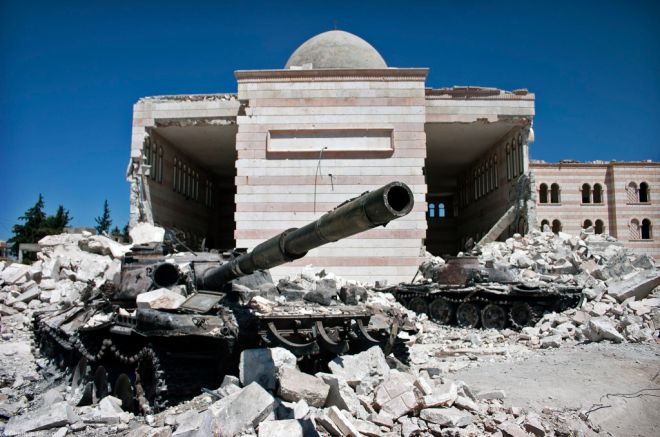 Εκεχειρία χωρίς... εκεχειρία στη Συρία. Αδιέξοδο και κρίσης συνέχεια