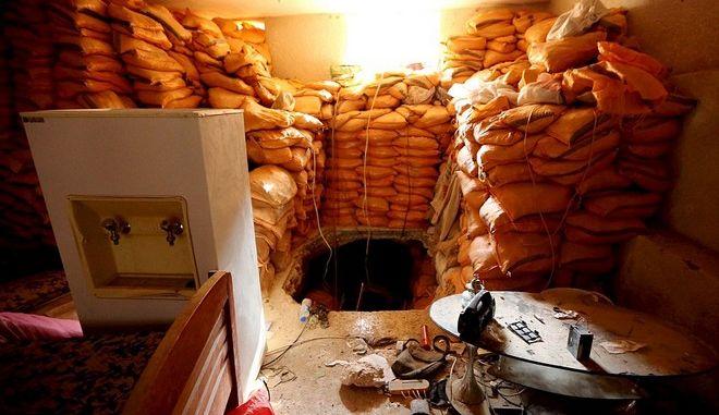Τα υπόγεια τούνελ του ISIS