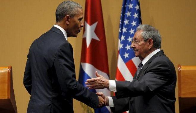 Ρωσία: Υπέρ της νέας σχέσης ΗΠΑ - Κούβας αλλά πρέπει να γίνουν πολλά ακόμη