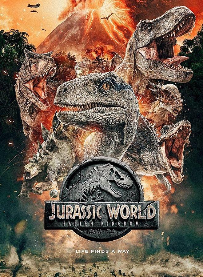 Jurassic World 2: Το ιουρασικό πανδαιμόνιο επέστρεψε