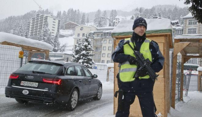 Αστυνομία στην Ελβετία - Φωτό αρχείου
