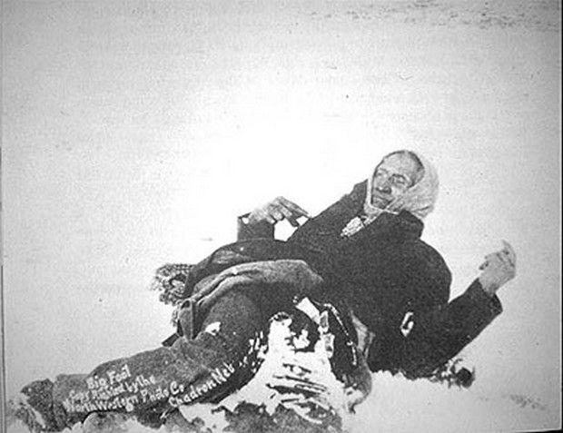 Μηχανή του Χρόνου: Η τελευταία σφαγή των ινδιάνων από τους Αμερικάνους. Σκότωσαν ακόμη και μητέρες την ώρα του θηλασμού