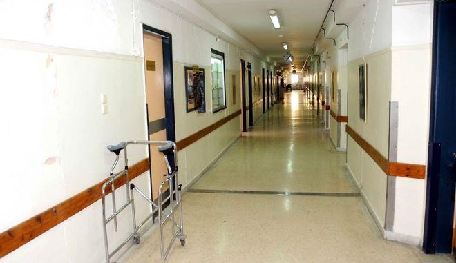 Το νοσοκομείο Άγιος Ανδρέας, στην Πάτρα