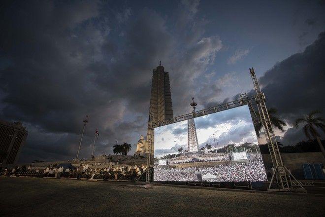 Η επίσκεψη Τσίπρα στην Κούβα σε φωτογραφίες