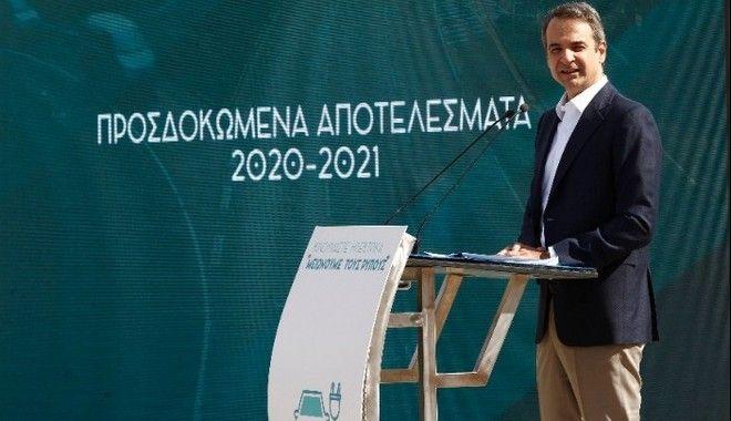 Μητσοτάκης: Τα κίνητρα για την ηλεκτροκίνηση στην Ελλάδα
