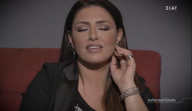"""Η Έλενα Παπαρίζου στο """"After Dark"""""""