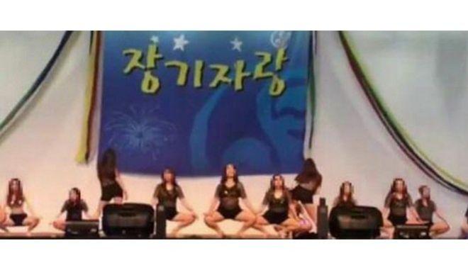 Ν. Κορέα: Νοσοκόμες αναγκάστηκαν σε 'σέξι χορό' από τους εργοδότες τους